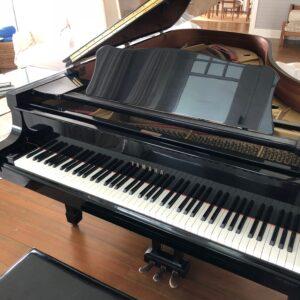 Yamaha C7 Grand Piano Ebony Elly (2)